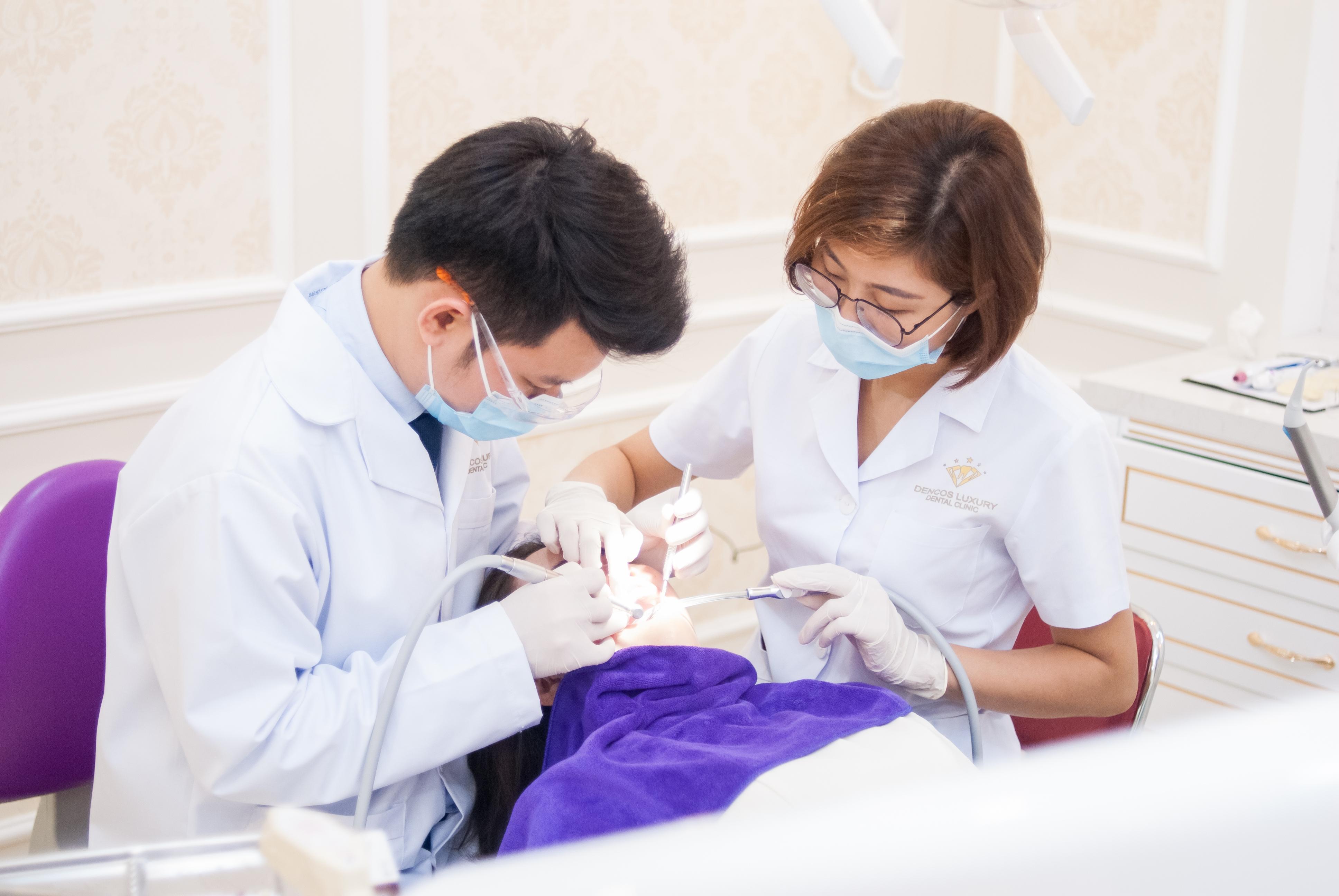 lấy cao răng có ảnh hưởng đến thai nhi 3