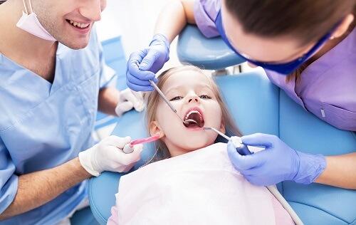 chữa sâu răng cho trẻ ở đâu